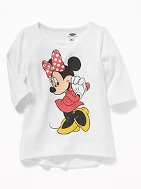 Disney&#169 Minnie Mouse Hi-Lo Tunic for Toddler Girls