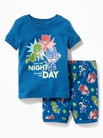2-Piece PJ Masks&#153 Sleep Set for Toddler & Baby