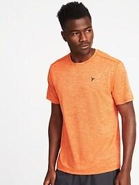 T-shirt Go-Dry Performance à imprimé numérique pour homme