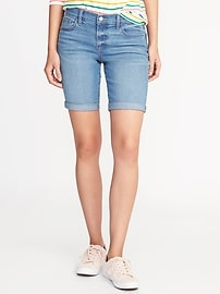 "Slim Bermudas for Women (9"")"