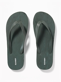 Textured Flip-Flops for Men