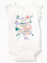 Cache-couche sans manches à bordure à œillets pour bébé