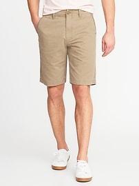 """Broken-In Khaki Shorts for Men (10"""")"""