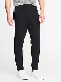 Pantalon de randonnée Go-Dry Built-In Flex avec rayures en maille pour homme