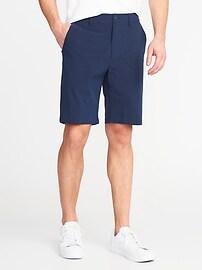 """Built-In Flex Performance Shorts for Men (10"""")"""