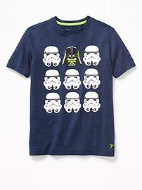 Star Wars&#153 Graphic Go-Dry Performance Tee for Boys