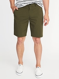 "Slim Built-In Flex Ultimate Dry-Quick Shorts for Men (10"")"
