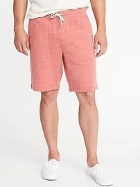 "Heathered Fleece Shorts for Men (9"")"