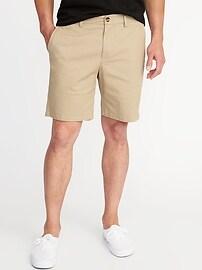 "Slim Built-In Flex Ultimate Shorts for Men (8"")"