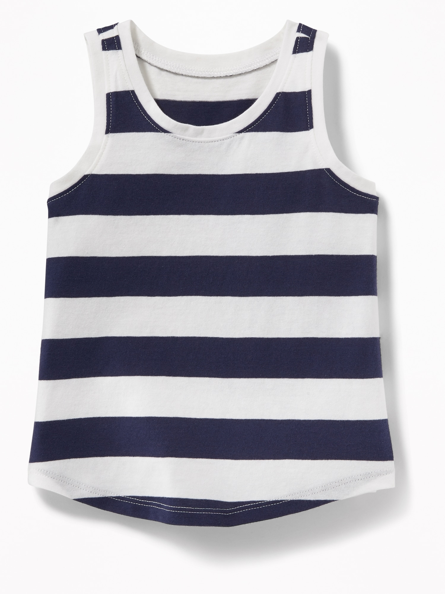 039ceeaeac6a4 Printed Jersey Tank for Toddler Girls