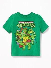 T-shirt Teenage Mutant Ninja TurtlesMC pour tout-petit garçon