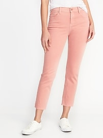 The Power Jean a.k.a. The Perfect Straight for Women