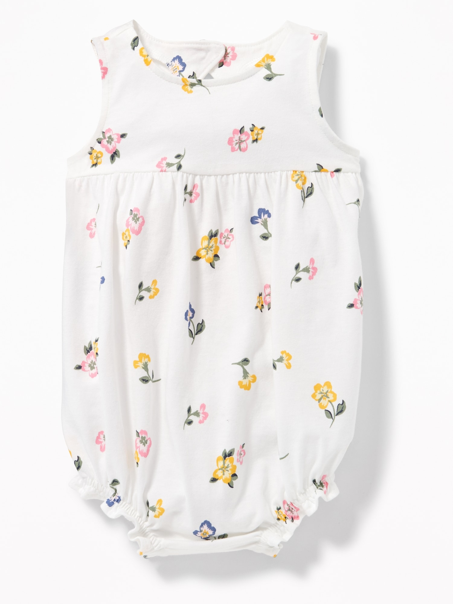 Printed Jersey Bubble e Piece for Baby