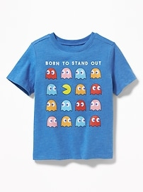 "Pac-Man&#153 ""Born to Stand Out"" Tee for Toddler Boys"
