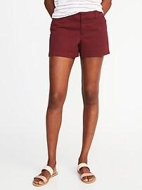 "Pixie Chino Shorts for Women (3 1/2"")"