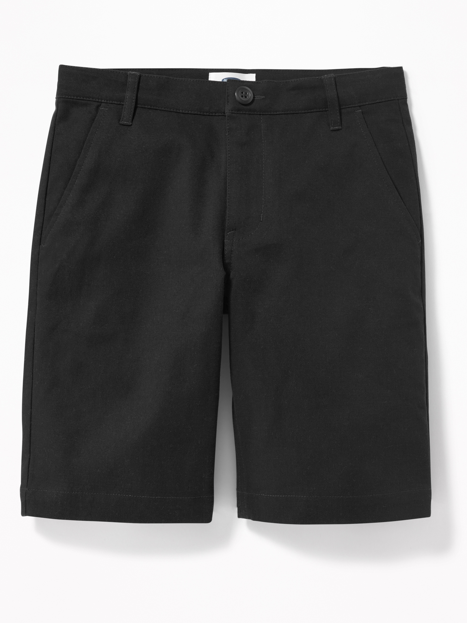 619363bf8a Built-In Flex Twill Straight Uniform Shorts for Boys | Old Navy