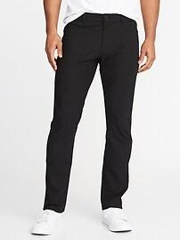 Slim Go-Dry Performance Flex Pants for Men