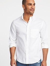 Chemise Oxford coupe standard pour homme
