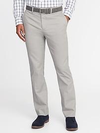 Straight Signature Built-In Flex Non-Iron Pants for Men