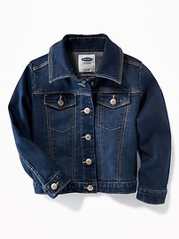 Denim Jacket for Toddler Girls