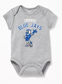 &&Cache-couches Toronto Blue JaysMC de la MLBMD pour bébé