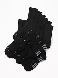 Chaussettes Go-Dry pour garçon (paquet de6)