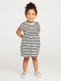 Disney&#169 Minnie Mouse Dress for Toddler Girls