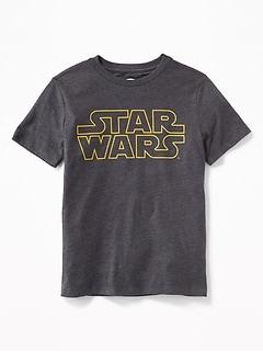 T-shirt Star WarsMC pour garçon