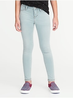 Ballerina 24/7 Light-Wash Jeggings for Girls