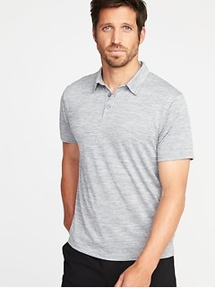 Go-Dry Performance Polo for Men
