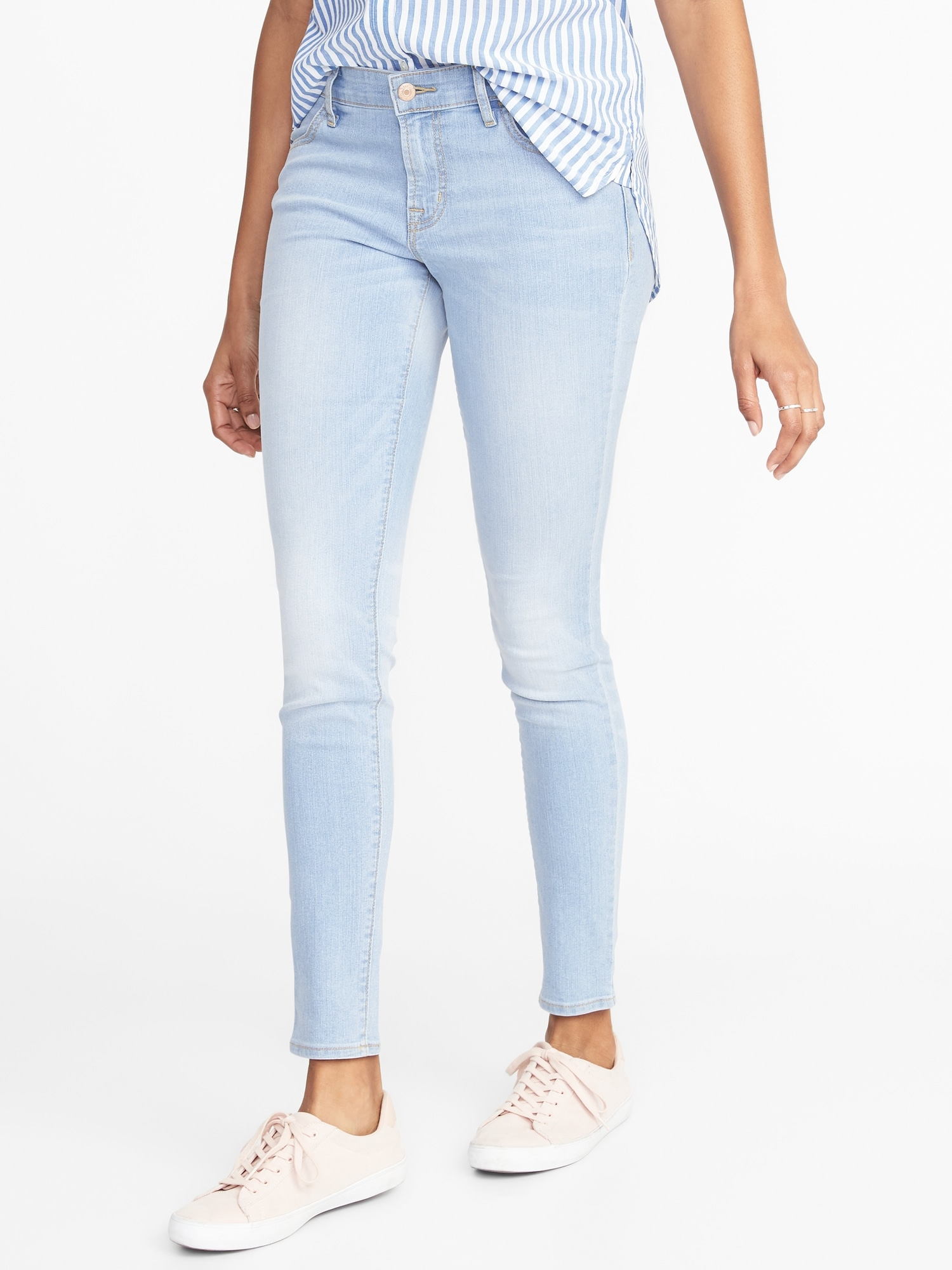 a86b86114f2 Mid-Rise Super Skinny Jeans for Women