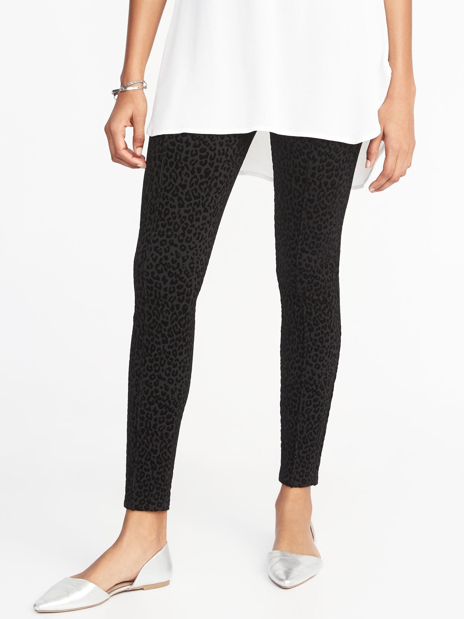39976a7a9a7b3 High-Rise Ponte-Knit Stevie Pants for Women
