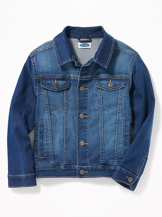 Jean Jacket for Boys