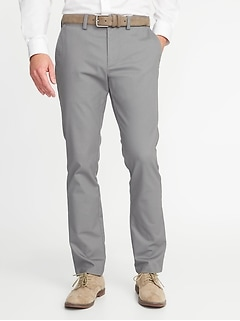 Slim Built-In Flex Non-Iron Ultimate Chinos for Men