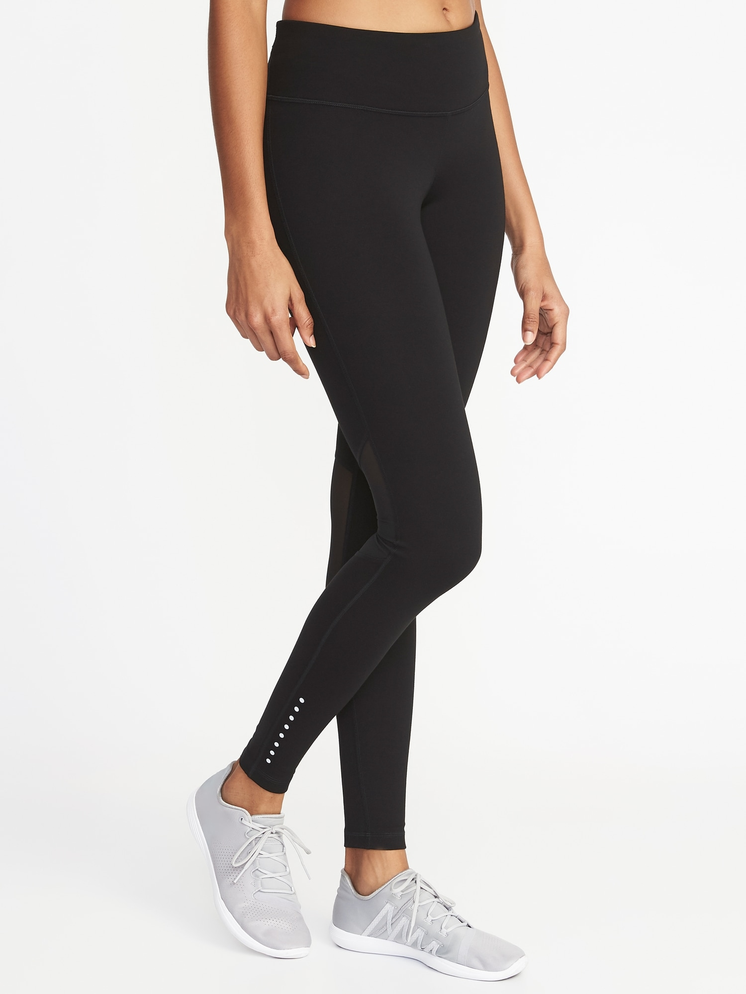 d27a62c03d8fea Mid-Rise Elevate Lightweight Compression Run Leggings for Women ...
