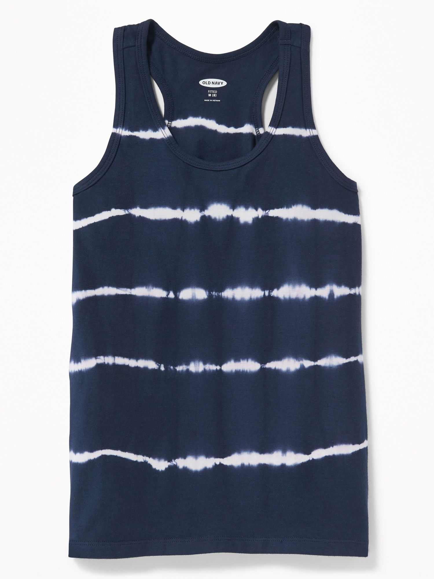 a5ccce85cd475 Fitted Racerback Tank for Girls