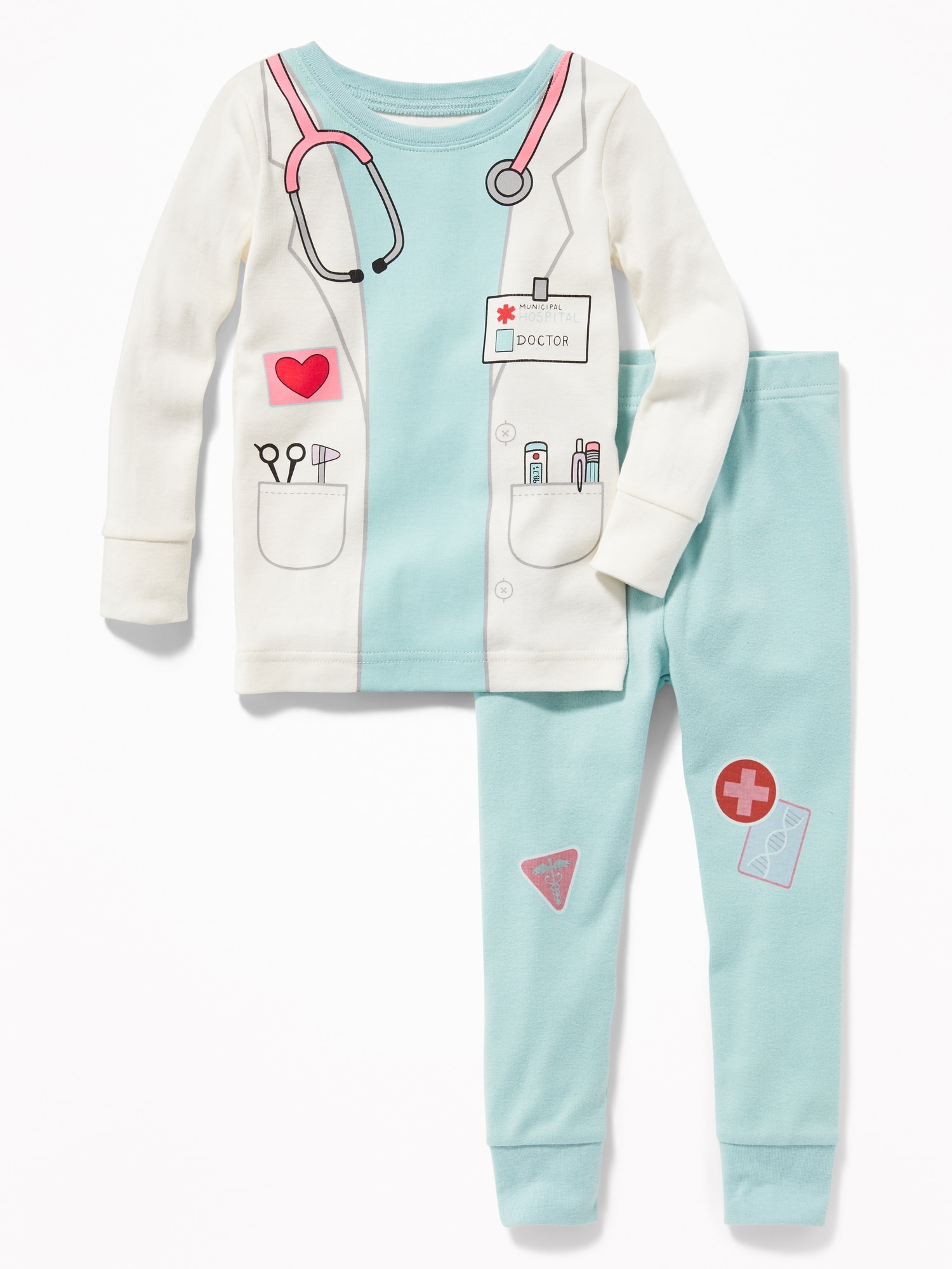 4cd1a9041 Doctor-Graphic Sleep Set for Toddler   Baby