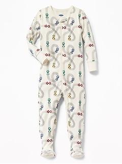 c8e416a87e68 Striped Sleeper for Toddler   Baby