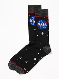 NASA® Trouser Socks for Men