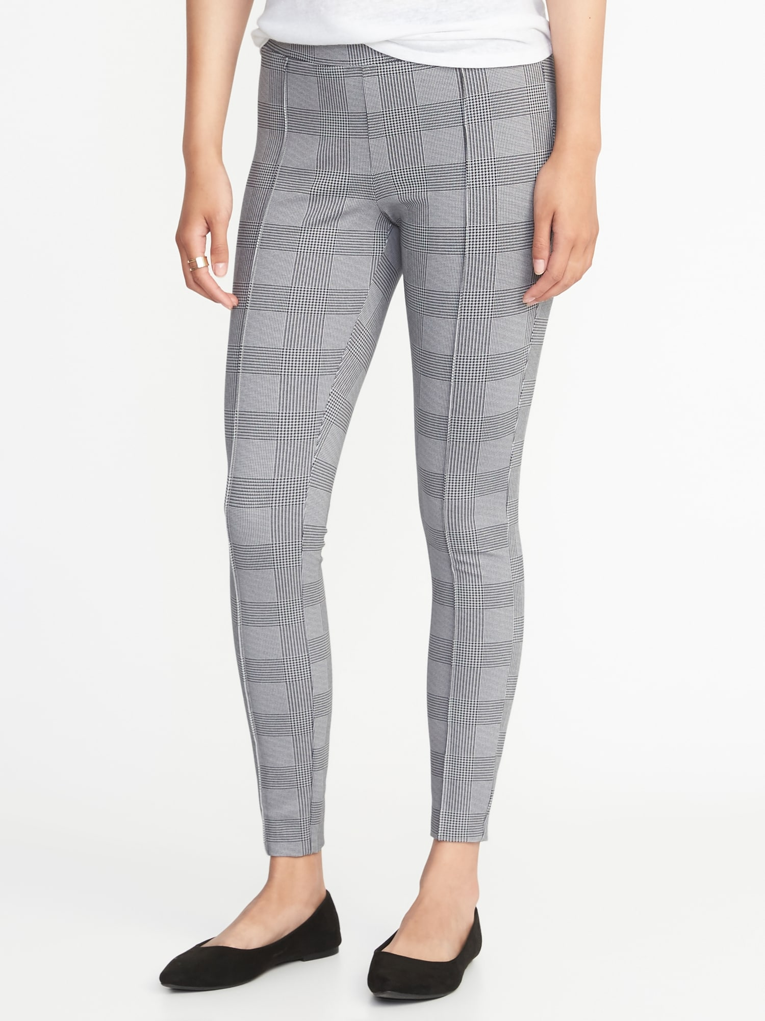 a55749756b718 High-Rise Stevie Ponte-Knit Pants for Women