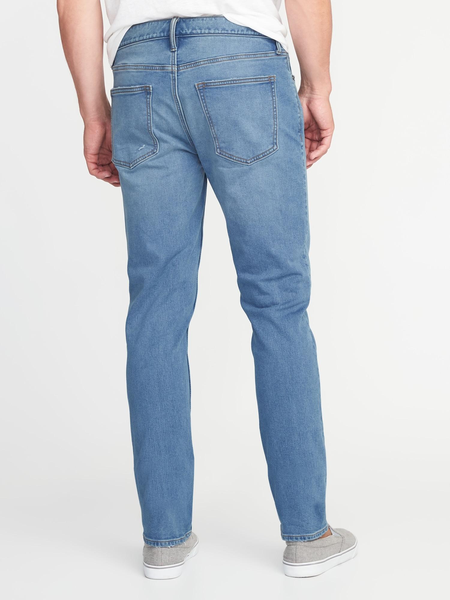 7083ac03 Slim 24/7 Built-In Flex Jeans for Men | Old Navy