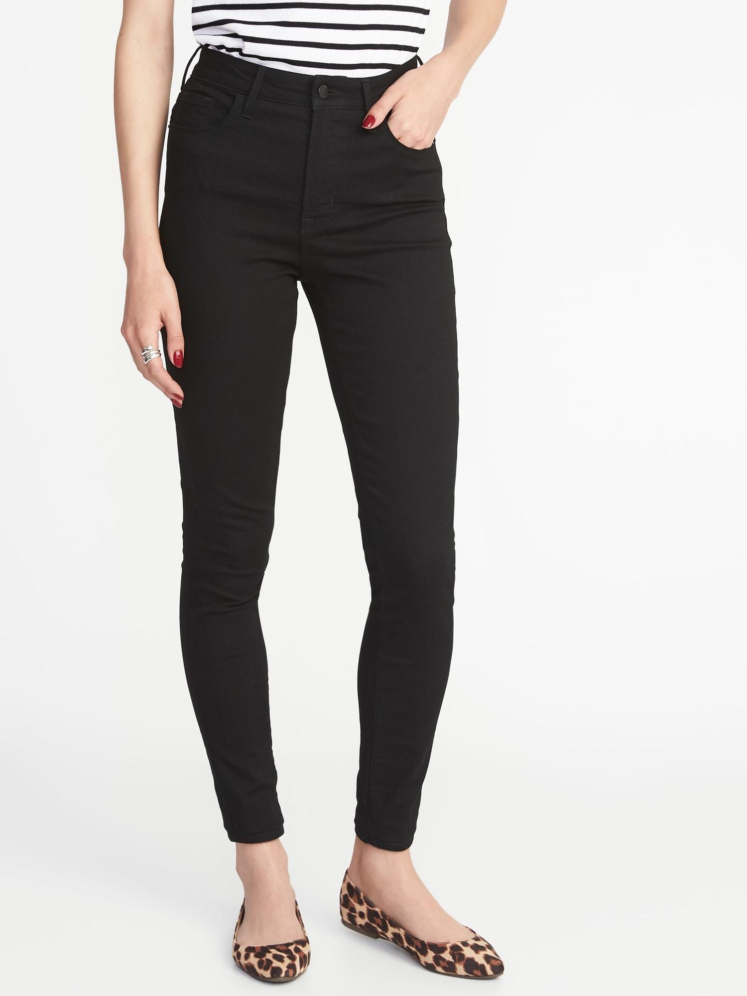 2d078e40e5c88 High-Rise Secret-Slim Pockets Rockstar Jeans for Women