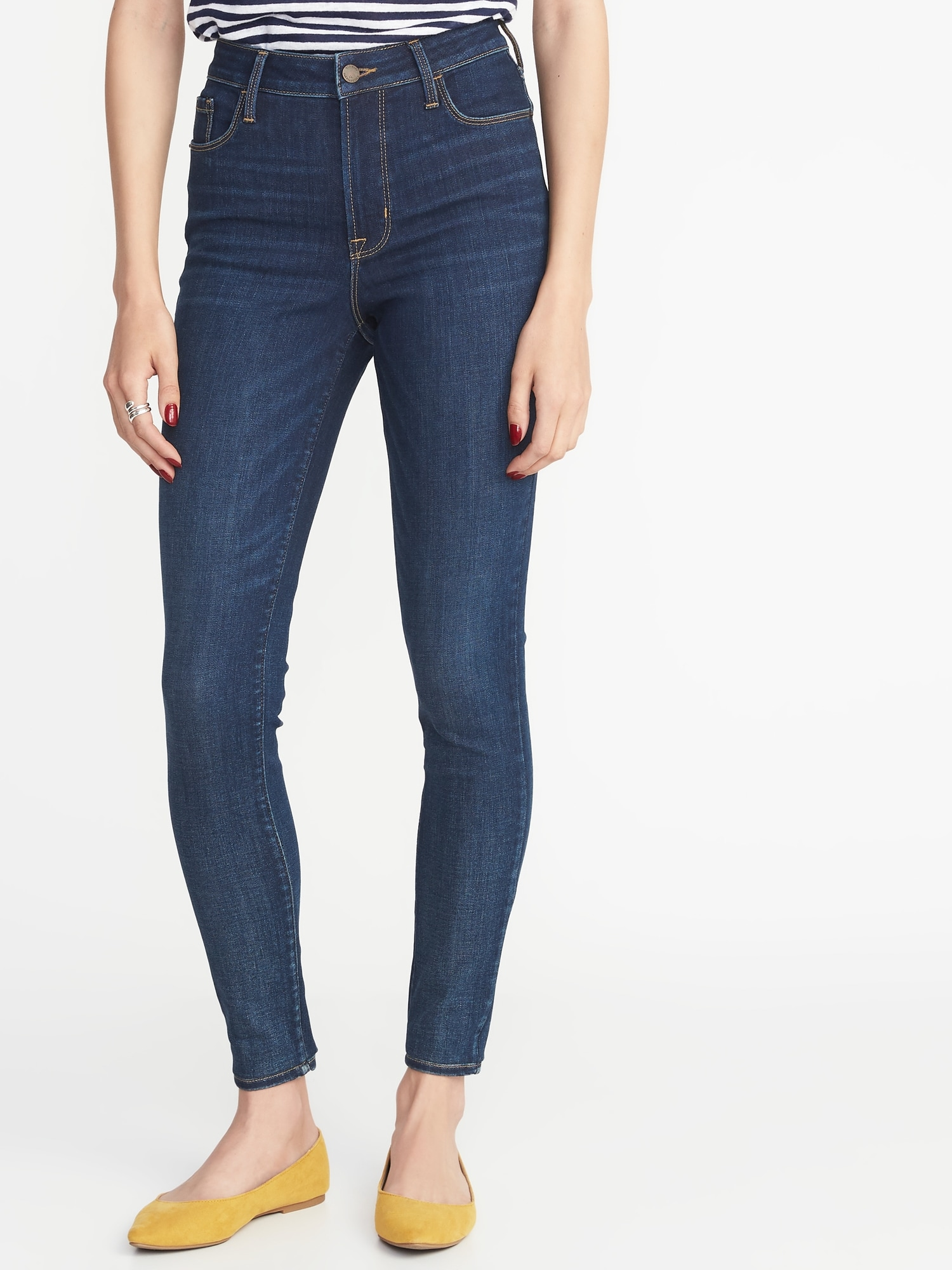 a32959f556b High-Rise Secret-Slim Pockets Rockstar Jeans for Women