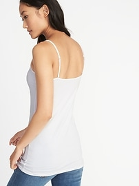 First-Layer Fitted Cami Tunic for Women