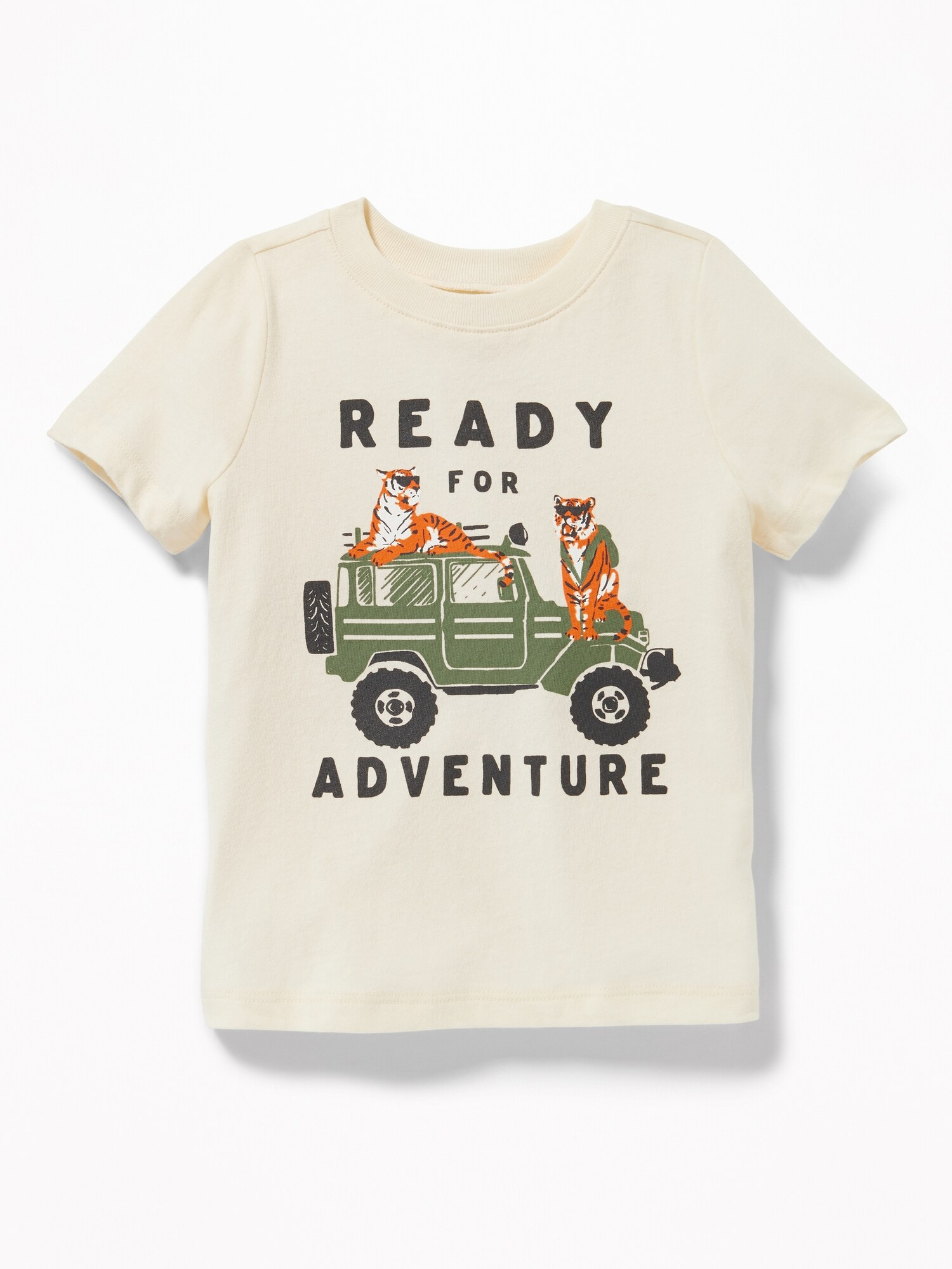 0cacb4cce Graphic Crew-Neck Tee for Toddler Boys