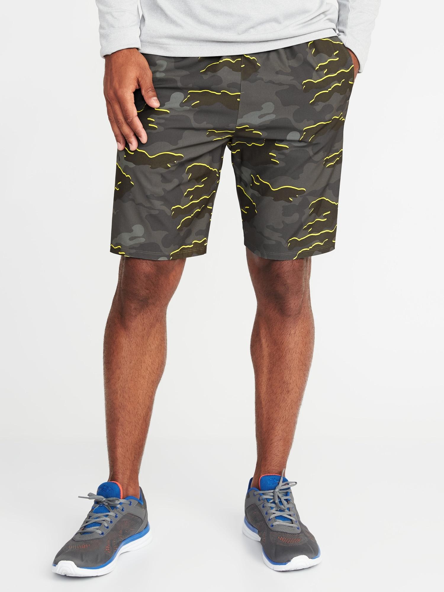 ba5c3e82c0 Go-Dry 4-Way Stretch Run Shorts for Men - 9-inch inseam