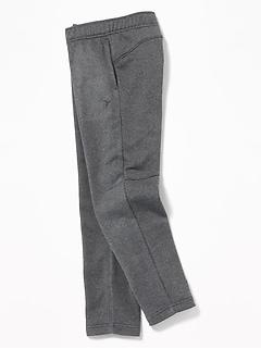 Pantalon de randonnée Go-Dry en jersey bouclette pour garçon