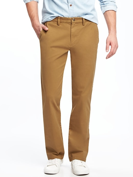 Loose Ultimate Built-In Flex Chinos for Men