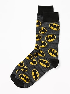 DC Comics™ Batman Socks for Men