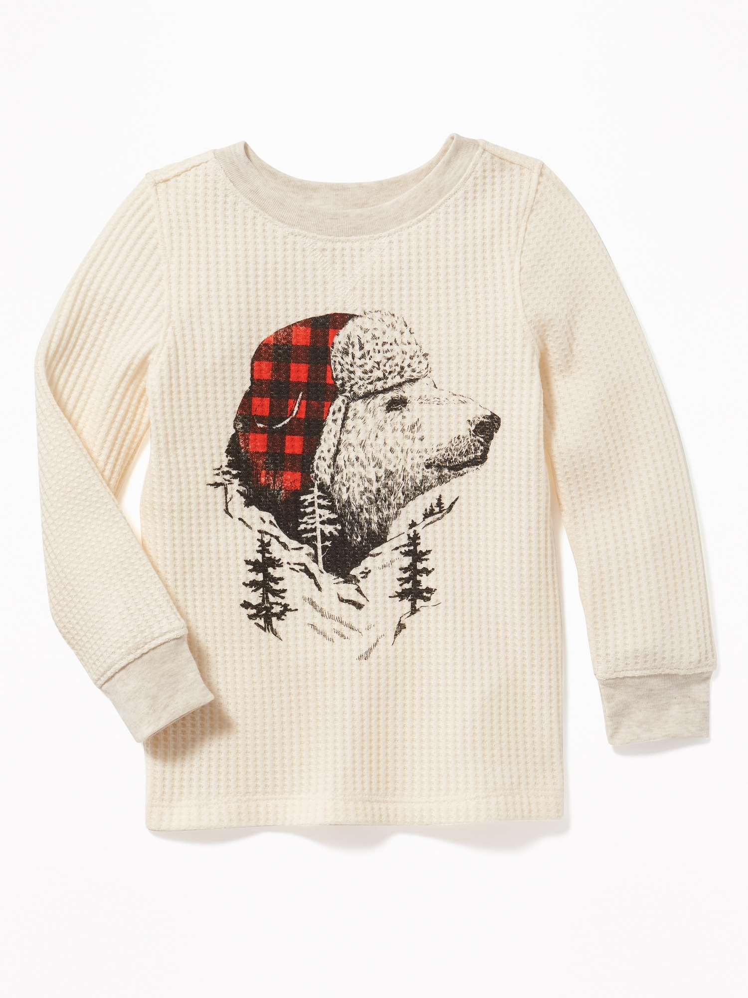 bafb143c0 Graphic Thermal Tee for Toddler Boys | Old Navy